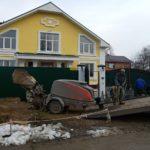подготовка к работе BrinkMann модель Estrich-Boy-450