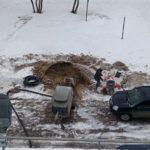 работа IvPol в зимний период не проблема